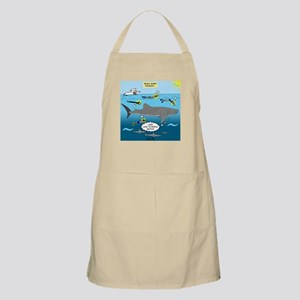 Whale Shark Thoughts Apron