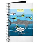 Whale Shark Thoughts Journal