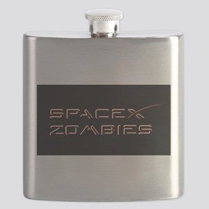 Space Zombie Flask