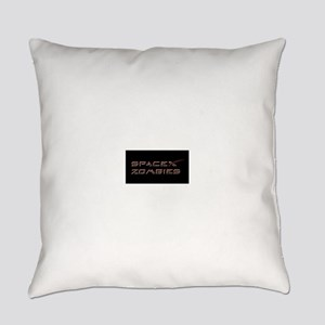 Space Zombie Everyday Pillow