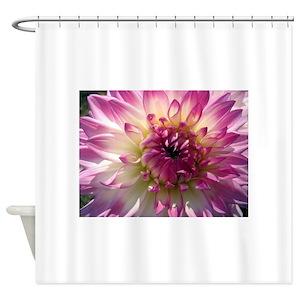 Dahlia Shower Curtains