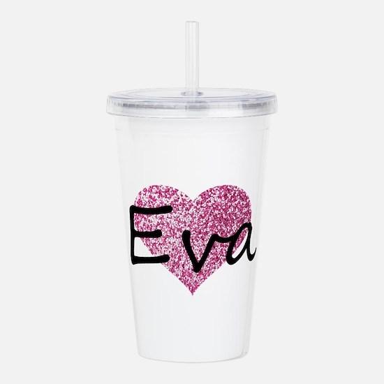 Eva Acrylic Double-wall Tumbler