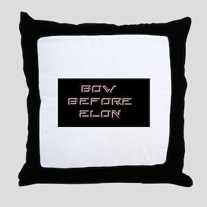 BBE Throw Pillow