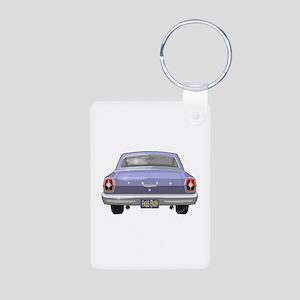 1965 Ford Aluminum Photo Keychain