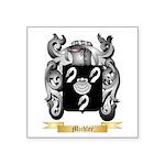 Michler Square Sticker 3