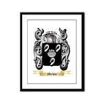 Michin Framed Panel Print