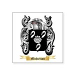 Michielson Square Sticker 3