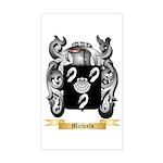 Michiels Sticker (Rectangle)