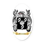 Michielin Oval Car Magnet