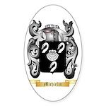 Michielin Sticker (Oval 50 pk)