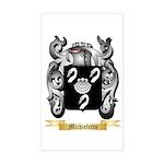 Michieletto Sticker (Rectangle)