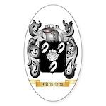 Michieletto Sticker (Oval 10 pk)