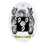 Michieletto Oval Ornament