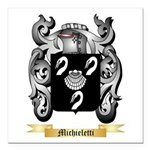 Michieletti Square Car Magnet 3