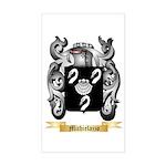 Michielazzo Sticker (Rectangle)