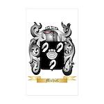 Michiel Sticker (Rectangle 10 pk)