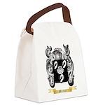 Michiel Canvas Lunch Bag