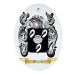 Michiel Oval Ornament