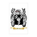 Michie Sticker (Rectangle)