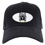 Michi Black Cap