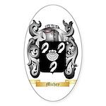 Michey Sticker (Oval 10 pk)