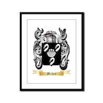 Michey Framed Panel Print