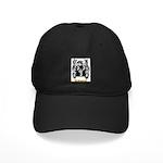 Michetti Black Cap