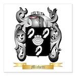 Michetti Square Car Magnet 3