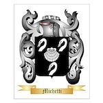 Michetti Small Poster