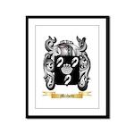 Michetti Framed Panel Print