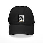 Michet Black Cap