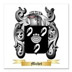 Michet Square Car Magnet 3