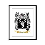 Micheluzzi Framed Panel Print