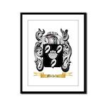 Micheluz Framed Panel Print