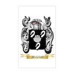 Michelutti Sticker (Rectangle)