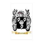 Michelutti Sticker (Rectangle 10 pk)