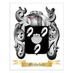 Michelutti Small Poster