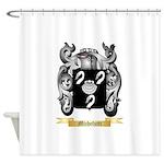Michelutti Shower Curtain