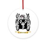 Michelutti Round Ornament