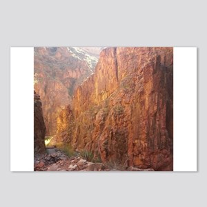 South Rim Grand Canyon Na Postcards (Package of 8)