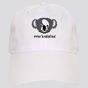Over Qualified, Over Koalafied Baseball Cap