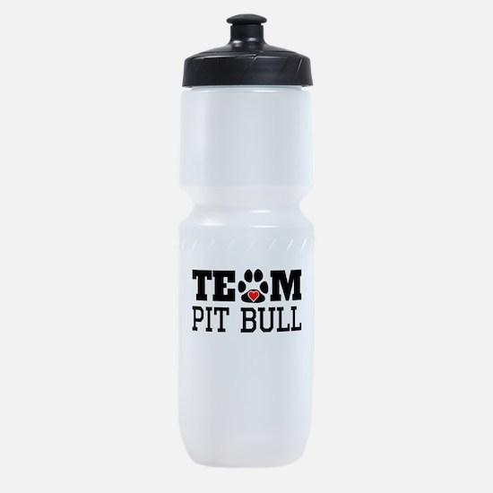 Team Pit Bull Sports Bottle