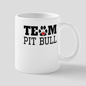 Team Pit Bull Mugs