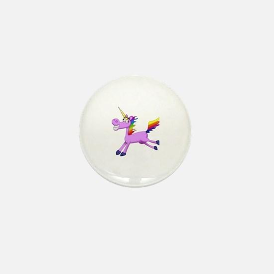 Unique Silly boys Mini Button