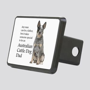 Cattle Dog Dad Hitch Cover