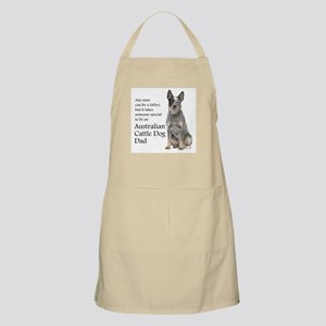 Cattle Dog Dad Apron