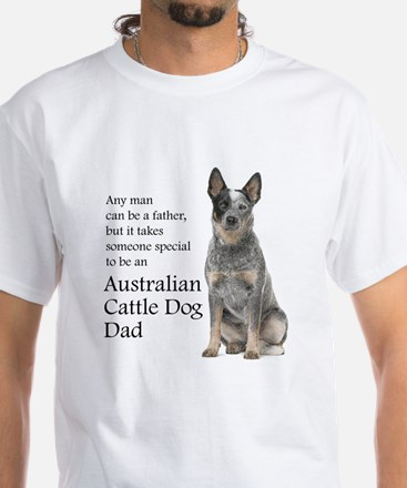 Cattle Dog Dad T-Shirt
