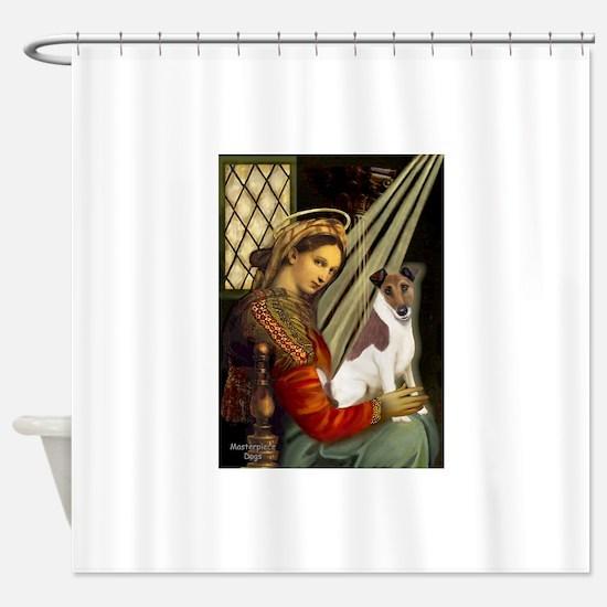 Madonna-Fox T (B) Shower Curtain