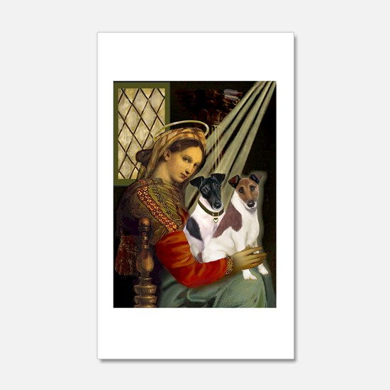 Madonna-Two Fox T Wall Decal