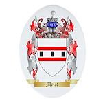 Mylot Oval Ornament